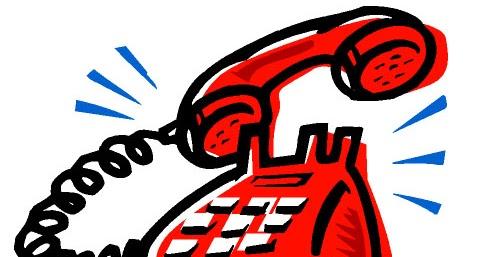 Telefone avariado