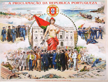Da Monarquia à República