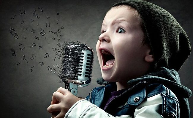 Projetar a Voz