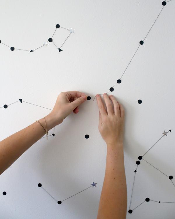 Inventar constelações