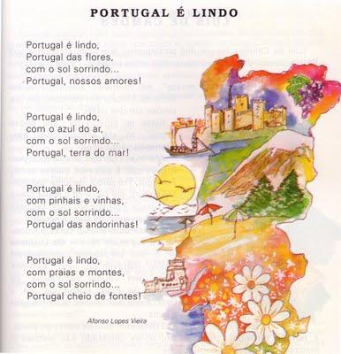 Uma estrofe sobre Portugal